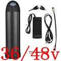 Бесплатная доставка 36В 48В чехол для аккумулятора для электрического велосипеда 36В 48В бутылка для воды батарея для электрического велосипе...