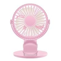 Tragbaren Schreibtisch Usb Kühler Lüfter Usb Mini Fans Betrieb Super Mute Stumm Pc/Laptop/Notebook Rosa|Ventilatoren|   -