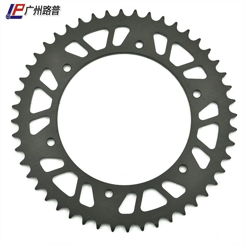 525 <font><b>48T</b></font> Motorcycle Rear <font><b>Sprocket</b></font> Gear For Suzuki Road GSR600 Yoshimura DL650 V-Strom Touring image