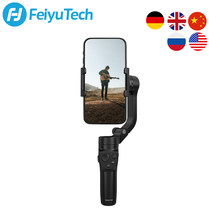FeiyuTech Vlog Pocket 2 Handheld Smartphone Gimbal Stabilizer selfie stick for iPhone 12 11 plus XS XR Samsung S20 Xiaomi Huawei