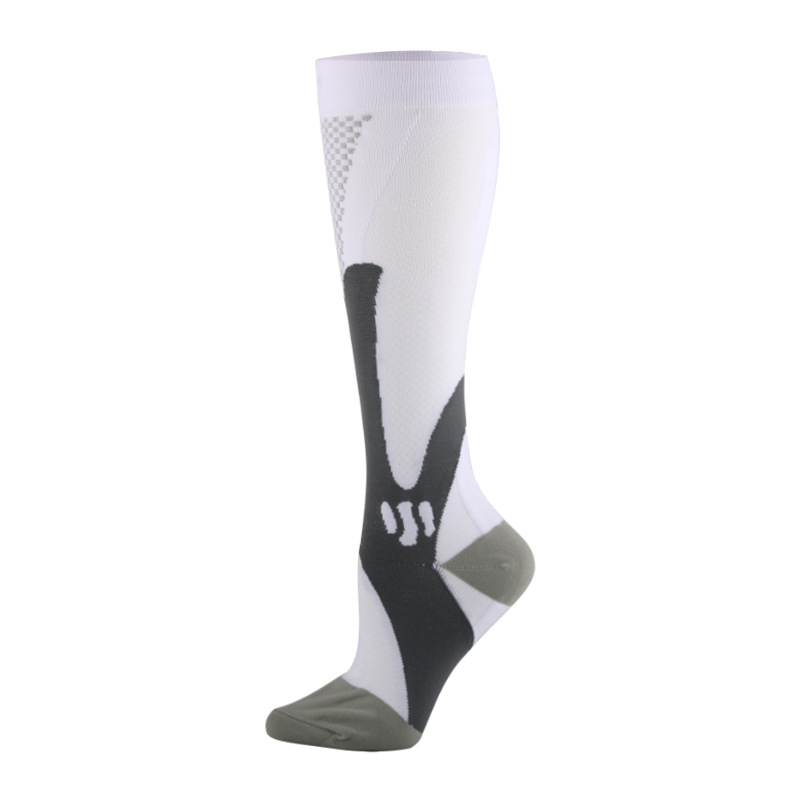 Brothock Compression Socks Nylon Medical Nursing Stockings Specializes Outdoor Cycling Fast-drying Breathable Adult Sports Socks 5