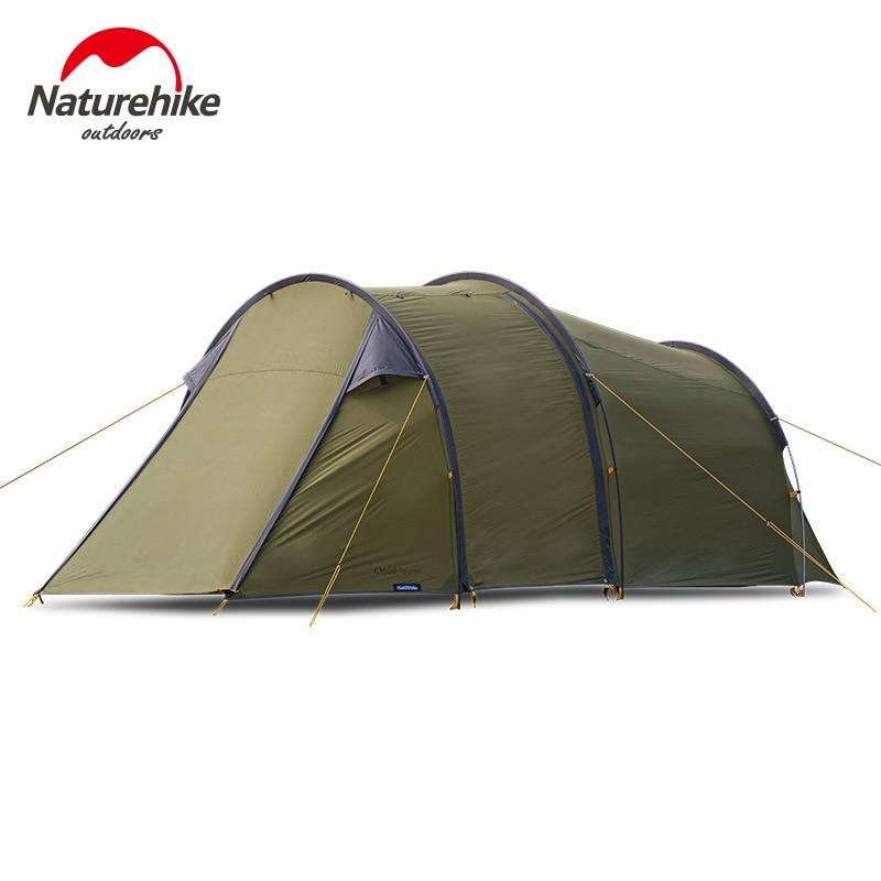 Naturehike Cloud Tourer 2 Ultralight Travel Motorcycle Double Tent Outdoor Camping Ride Self-driving Tour Rainproof Tent