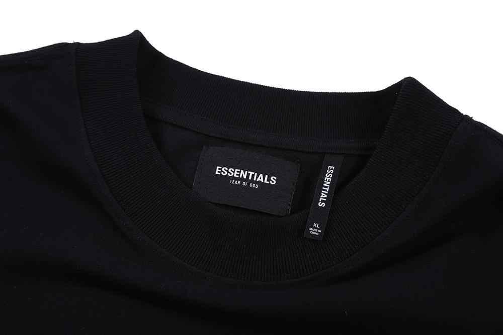 NAGRI Männer Hip Hop Pullover Streetwear Langarm T-shirt Wesentliche Grafik Punk T Brief Gedruckt Beiläufige Lose Sommer