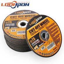 75mm Resin Cut Off Wheels Metal Cutting Disc Wheel Dremel Grinder Rotary Tool 5/10/15/20/30/40/50Pcs