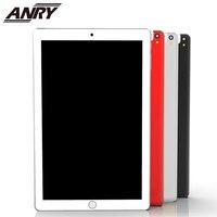 ANRY 3G Phone Call Tablet 10 inch Dual Sim Card Slot android 7.0 Wifi Bluetooth GPS Quad Core 4GB RAM 32GB ROM Tab