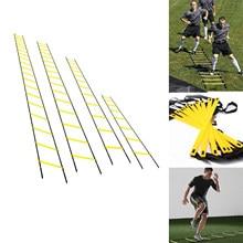 Agility Speed Training Ladder Footwork Fitness Voor Voetbal Oefening