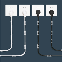 Organizer Cord-Clips Cable-Winder Management-Holder Desktop-Cable Usb-Line Data Super-Adhesive