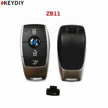 KEYDIYใหม่ประเภทZB11 ZB Seriesสมาร์ทรถทำงานร่วมกับKD X2 Auto Key Programmer