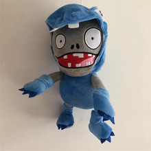 30cm Plant vs zombies Stuffed Plush Plant Doll Soft Plush Toys For Kids Children Xmas Gift
