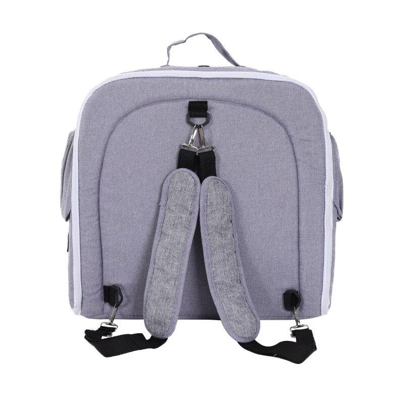 Portable Bassinet For Baby Foldable Baby Bed Travel Indoor Bed Backpack Breathable Infant Sleeping Basket Hot