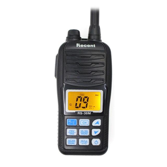 Водонепроницаемый телефон, новая версия, 156,000 161,450 МГц, IP67, водонепроницаемая портативная рация 5 Вт