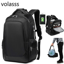 High Quality USB Charging Sac A Dos Travel Waterproof Laptop Backpack Mochila Feminina School Bags For Teenage Girls Backpacks casual black backpack women girls bags backpacks for travel high school bags for teenage girls sac a dos mochila escolar wb17