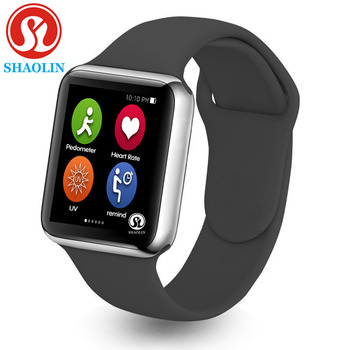 42mm New bluetooth smart watch Series 4 smartwatch case for apply iphone and samsung sony xiaomi android phone (Red Button) 2016 new smart watch x5 with 1 4 amoled display 400 x 400 3g wifi gps dual bluetooth smartwatch for iphone sumsung xiaomi