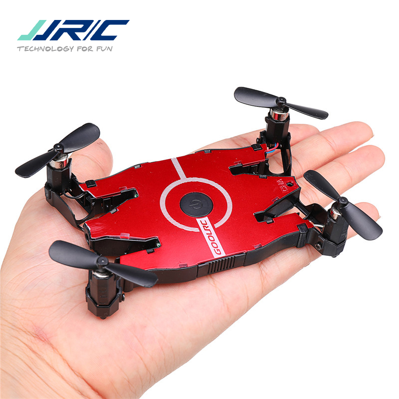 JJRC Arm-Altitude-Hold Selfie-Drone Rc Quadcopter 720p-Camera FPV Wifi Foldable H37 SOL