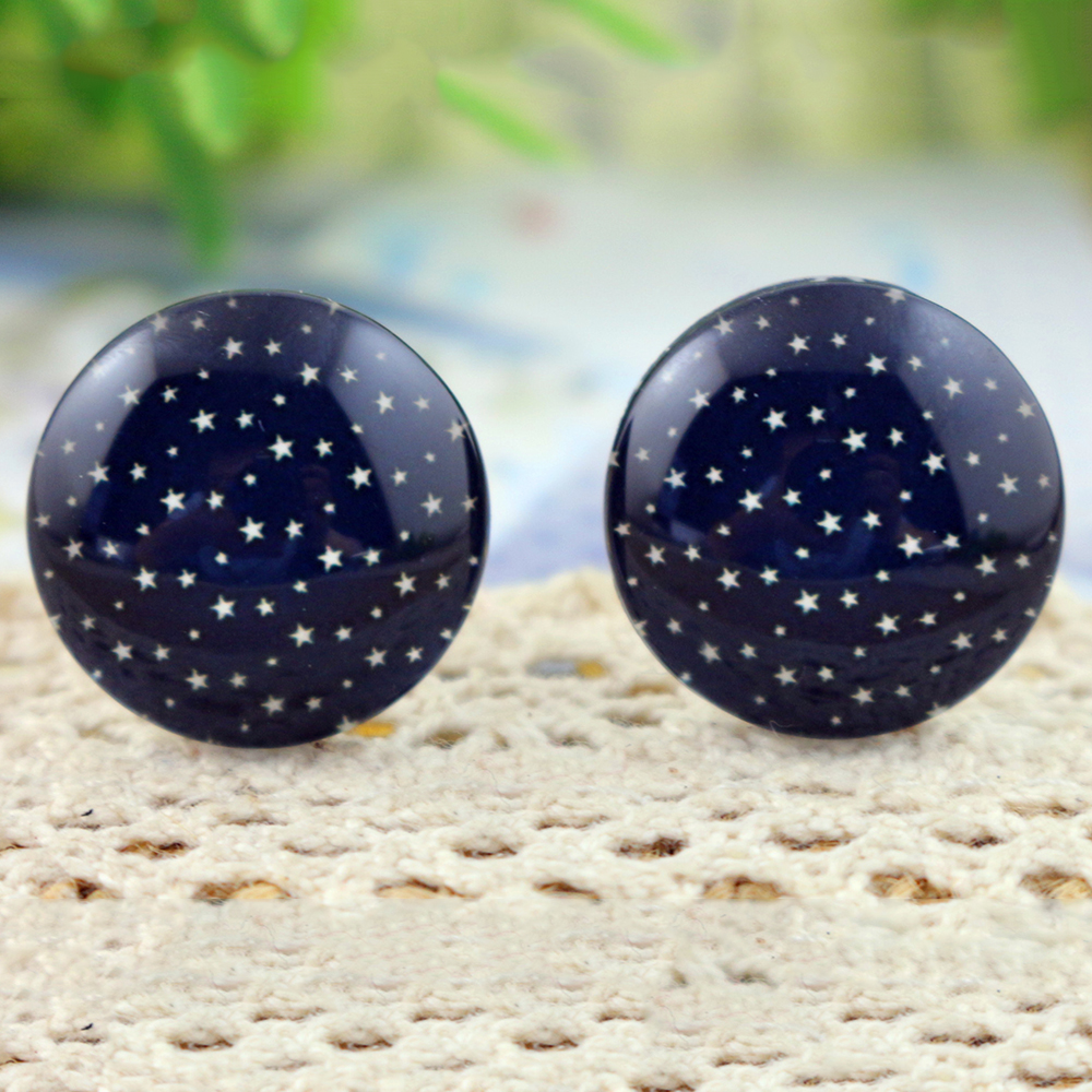 10pcs 20mm Handmade Photo Glass Cabochons  (H2-68)