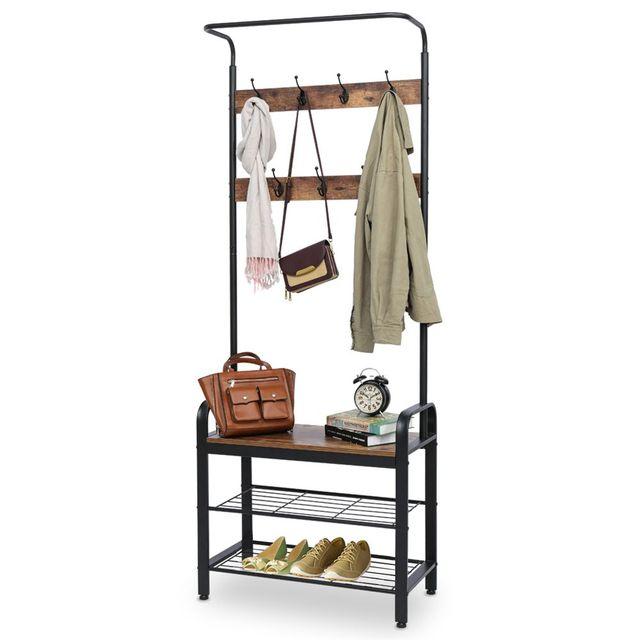 3-Tier Floor Standing Shelf  3