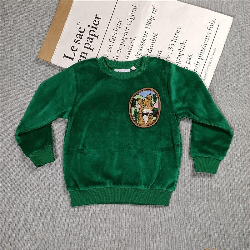 BOBOZONE  CARTOON Sweatshirt for kids boys girls autumn winter 4