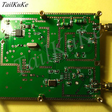 Simple ความถี่สเปกตรัม D6 V2.03B ADF4351 VFO source \ ขนาดเล็ก One