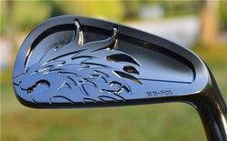 2018 Playwell EMILLID BAHAMA EB 901 черная кованая ограниченная железная головка для гольфа из углеродистой стали с ЧПУ железная древесина