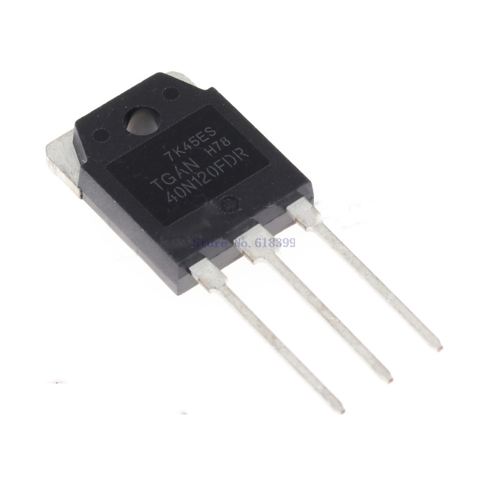 Tgan40n120fdr Transistor <font><b>40N120</b></font> Inverter Welding Machine Igbt Single Tube 3P 40A1200v Tgan40n image