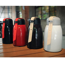 Fashion 320ml Vacuum Flask 304 Stainless Steel Mini Thermos Bottle Office Portable Water Cup Bottle with Rope Drop shipping