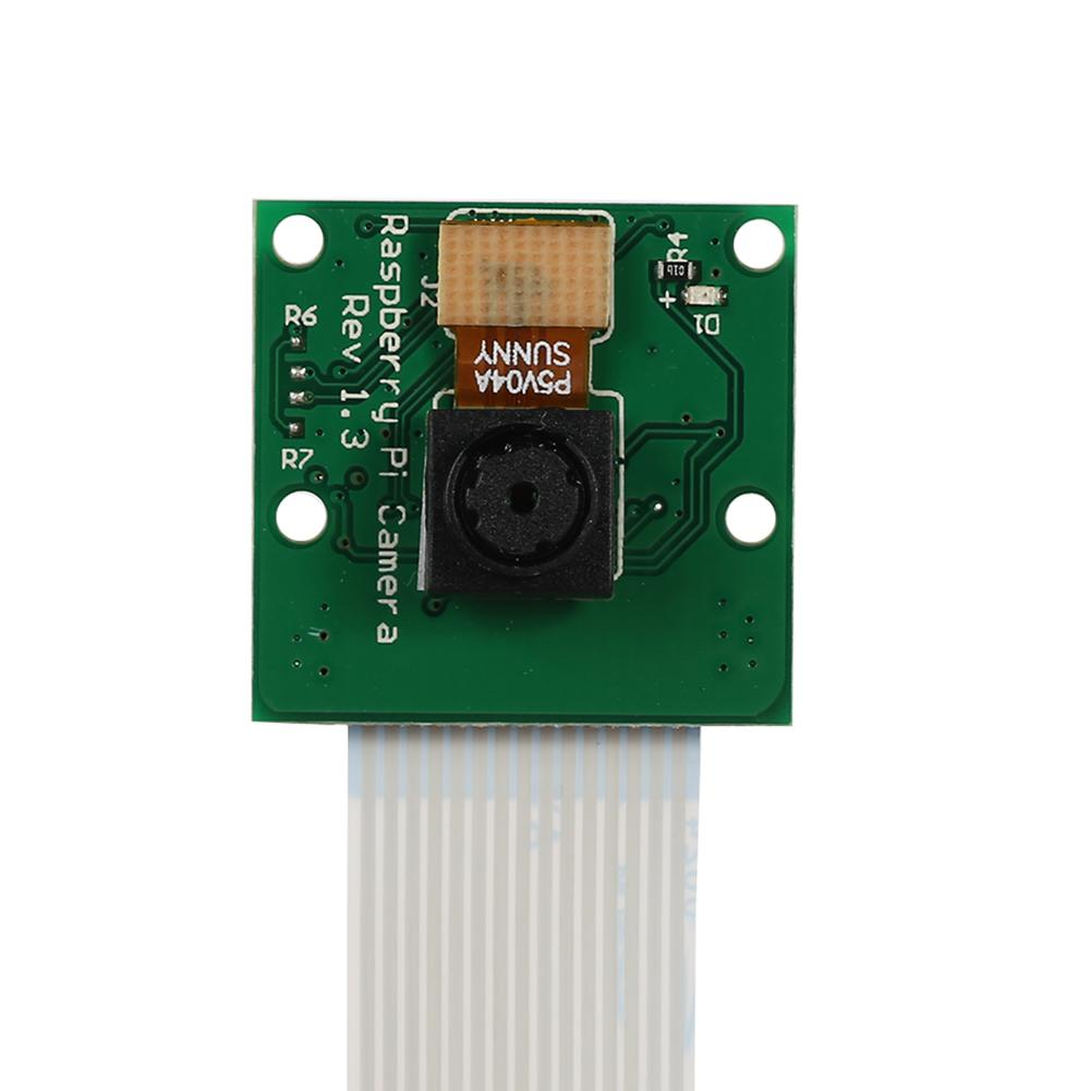 Новинка 5 Мп Камера борту модуль 1080P + 15 см кабель OV5647 веб-камеры совместимый для Raspberry Pi 3 Model B + Плюс/stylo 3 /2 высокое качество