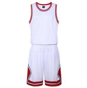Image 3 - 2020 uomini Collegio Basket Maglie, gioventù Uniforme di Basket, bambino di Pallacanestro A Buon Mercato T Shirt, Kit personalizzati Jersey Vestiti di Rosso