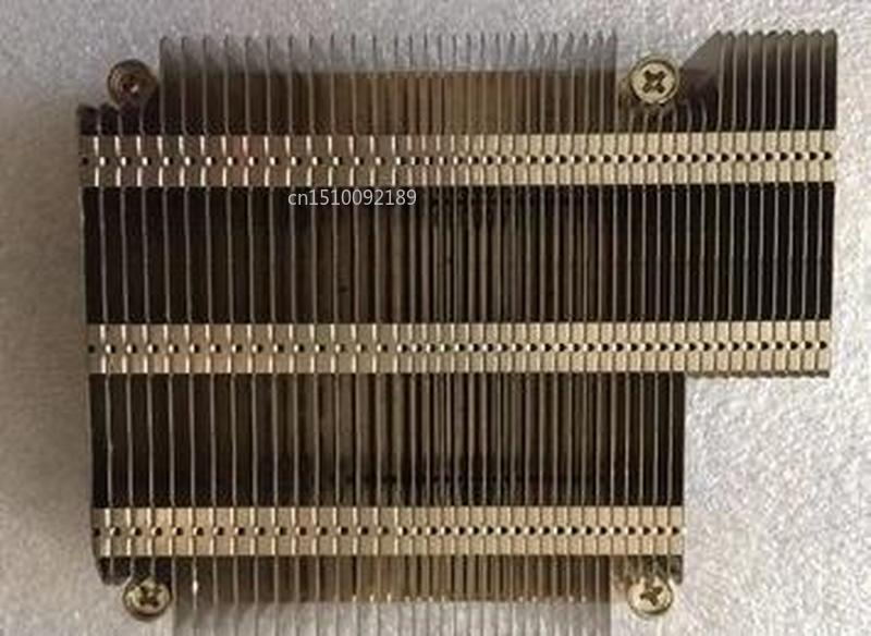 For SNK-P0047PD 1U Passive CPU Heatsink 1U Passive CPU Heatsink For X9DRL Motherboard Server 139623 Cpu Cooler Free Shipping
