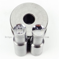 6/8mm Round Milk Tablet Die Punch Press Mold Candy Punching Die,BateRpak Calcium Tablet Punch Pill Press Manual Die