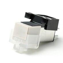 Magnetische Cartridge Stylus Lp Vinyl Naald Platenspeler Hoofd Audio Vervanging Stylus Naald Speler Voor Vinyl Platenspeler