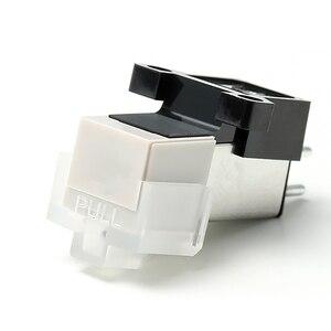 Image 1 - Magnetische Cartridge Stylus Lp Vinyl Naald Platenspeler Hoofd Audio Vervanging Stylus Naald Speler Voor Vinyl Platenspeler