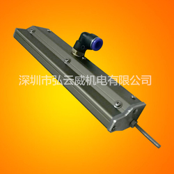 Воздушный нож высокого давления Вентилятор воздушный сопло воздушный компрессор воздушный нож для резки воды