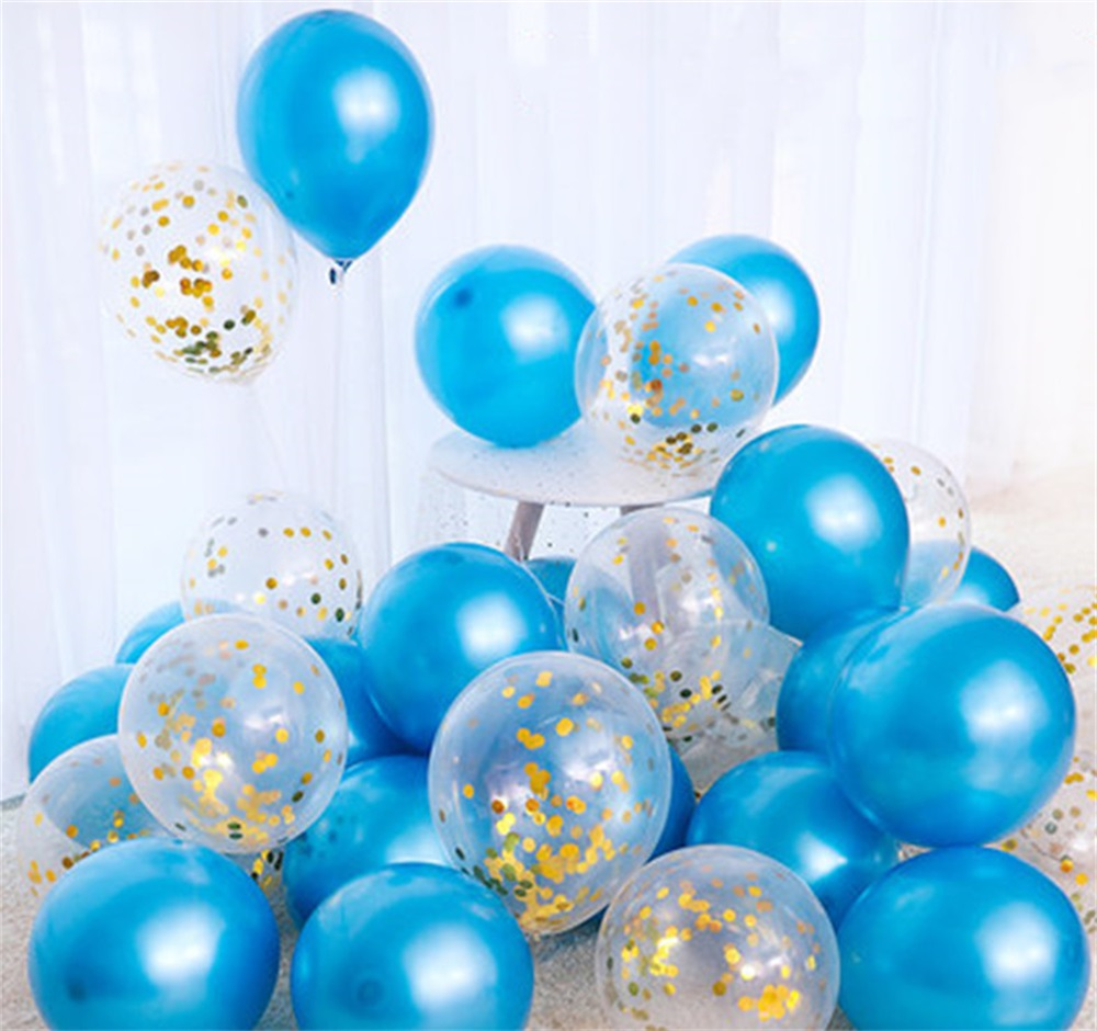 18pcs 10inch Multicolor Latex Balloons Matte Helium Globos For Wedding Decoration 16
