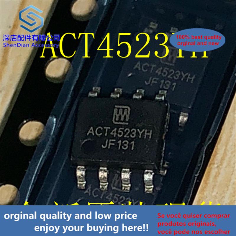 10pcs 100% Orginal And New ACT4523YH ACTIVE SOP8  Best Qualtiy
