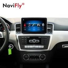 Autoradio Android 10, 8 cœurs, 4 go/64 go, NTG4.5, Navigation GPS, lecteur multimédia, dvd, pour voiture Mercedes Benz classe ML W166 (2012, 2013, 2014, 2015)