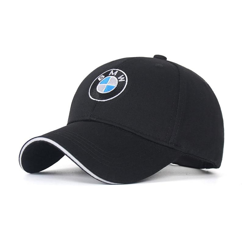 1pcs Baseball Cap Unisex Hip Hop Cap Bone Cotton Snapback Sun Hat For BMW M E39 E36 E60 E90 E46 F30 F10 F20 E53 E34 X1 X3 X5