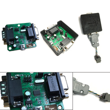 Steering Wheel Upgrade Pedal Shifter to PC USB Converter Board for Logitech G27 G29 T3PA PRO