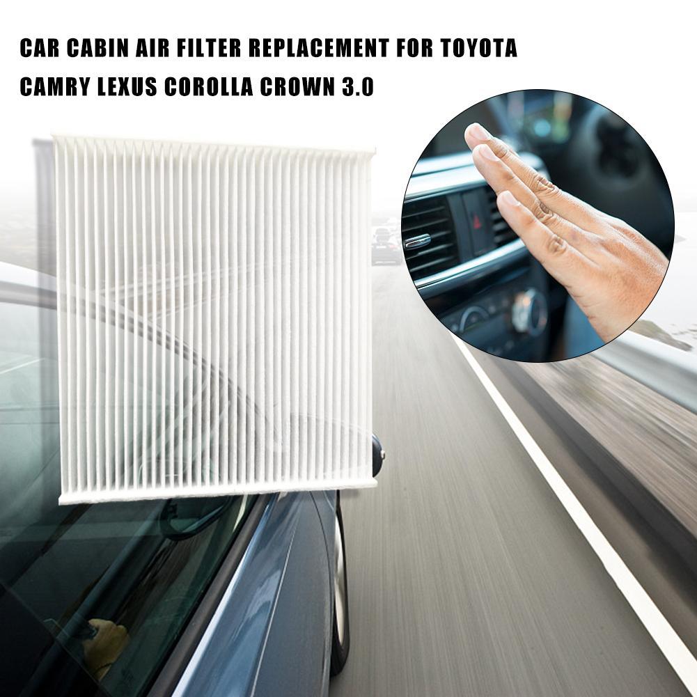 Non-woven Fabrics Cabin Air Filter for Toyota Matrix Land Cruiser Corolla Camry