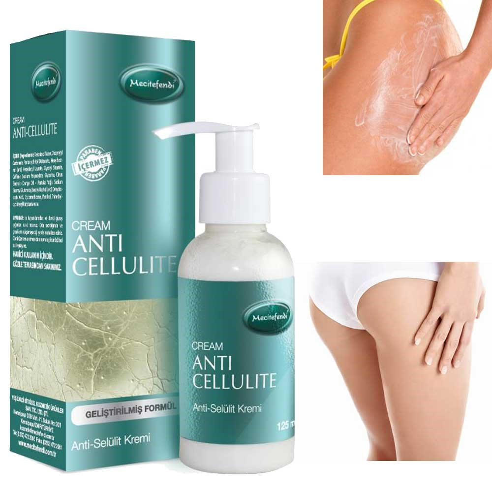 Cream Anti Cellulite Endermologie Cellulite Removal Best Anti Aging Cream Best Wrinkle Cream 125 Ml