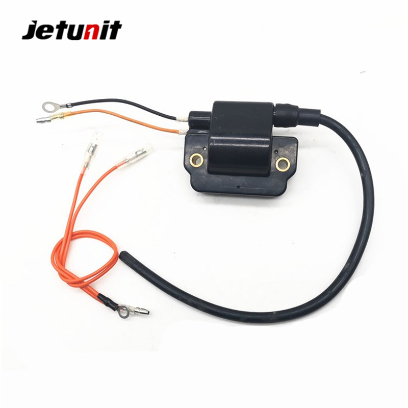 JETUNIT 100%premium Outboard  IGNITION COIL FOR Yamaha 6E5-85570-10-00, 6E5-85570-11-00 115hp 130hp 150hp 175hp 200hp 225hp
