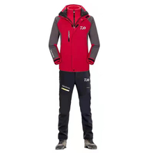 Pants Suit Sportswear Lining Winter And Daiwa Jacket Removable Fish-Coat Outdoor Waterproof
