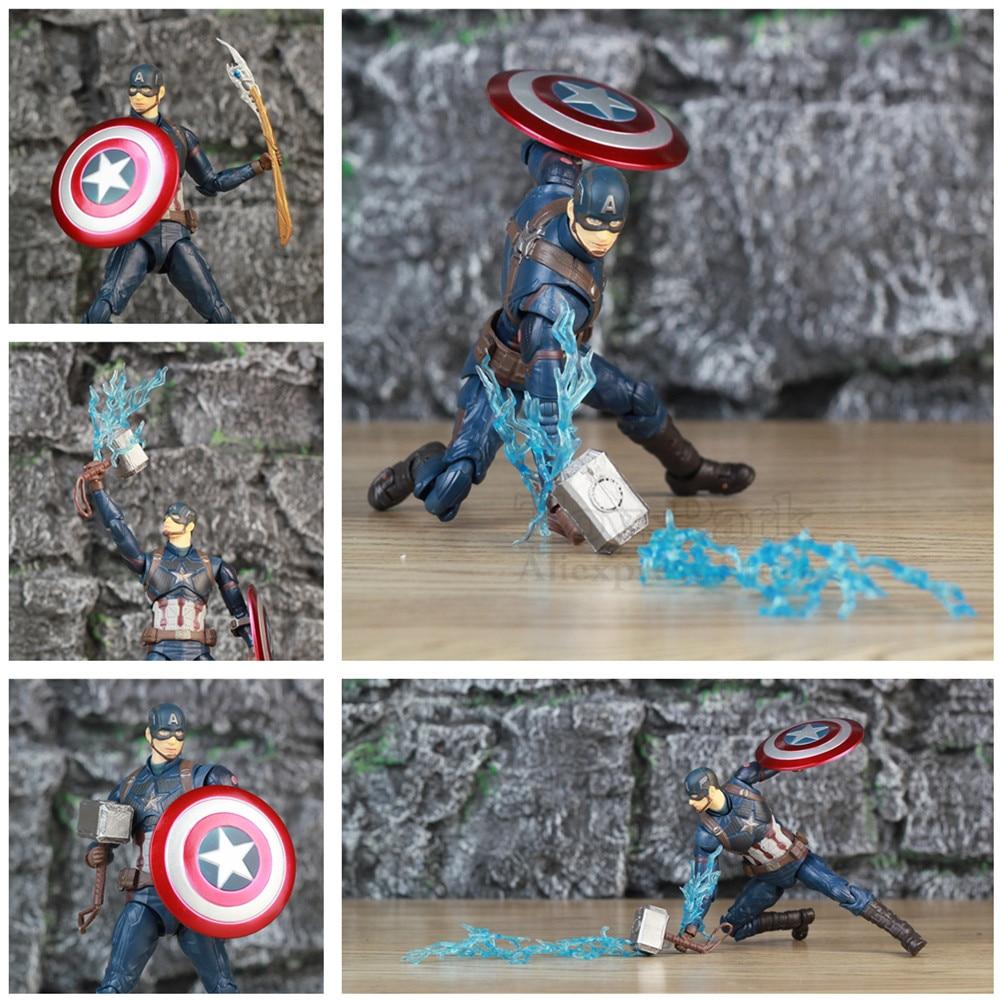 Marvel Avenger Endgame Captain America 6