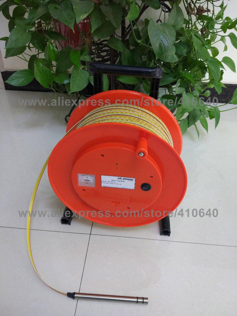 150m()  Steel Ruler Water Level Meter  (2)