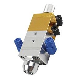 BF30AB Two-liquid Suction Type Large Flow Dispensing Valve Pneumatic Dispensing Valve Accessories