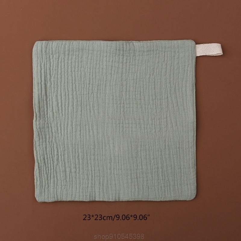 5pcs Baby Feeding Towel Soft Gauze Bath Towel Newborn Saliva Towel Burp Cloth D09 20 Dropshipping 3