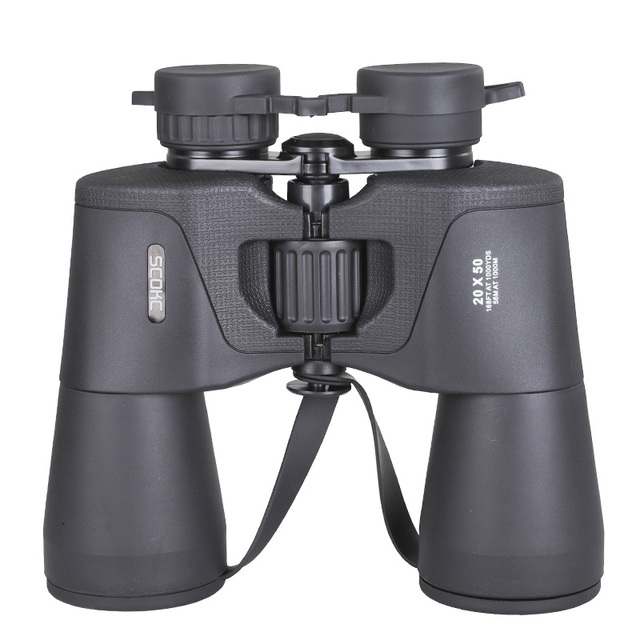 Binoculars 20X50 HD high quality powerful binoculars low light night vision zoom hunting travel not infrared