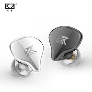 Image 2 - KZ S1/S1D TWS Auriculares auriculares inalámbricos con bluetooth con Control táctil, dinámicos e híbridos, deportivos, KZ S2 ZSNpro