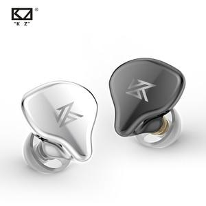 Image 2 - KZ S1/S1D TWS casque sans fil bluetooth contrôle tactile écouteurs dynamique/hybride écouteurs casque Sport casque KZ S2 ZSNpro