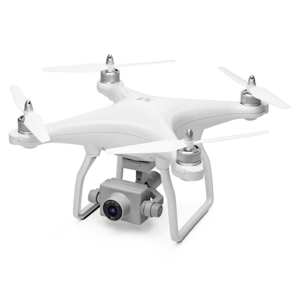 WLtoys XK X1 dron z kamerą 1080P 2 osi samostabilne Gimbal GPS powrót bezszczotkowy silnik 5G Wifi FPV 17 minut czasu lotu