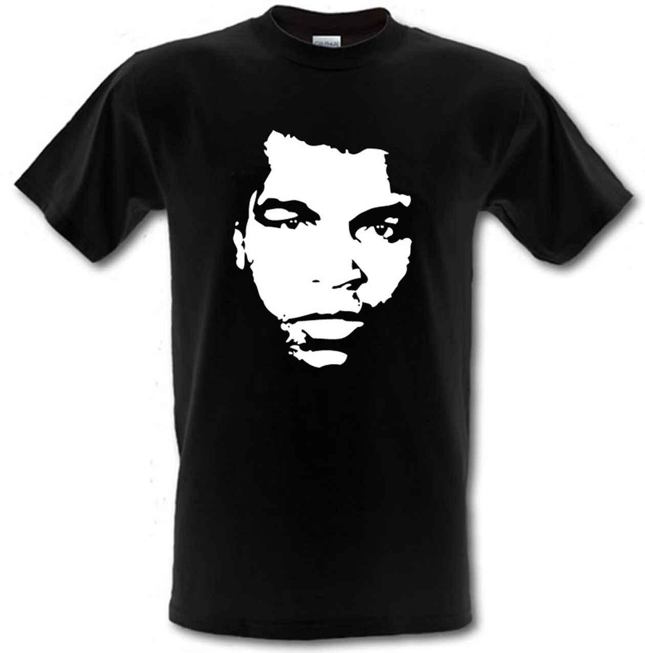 MUHAMMAD ALI Cassius Clay Boksen Legend Heavyweight t-shirt Maten Kleine tot XXL